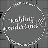 featured on weddingwonderland.it