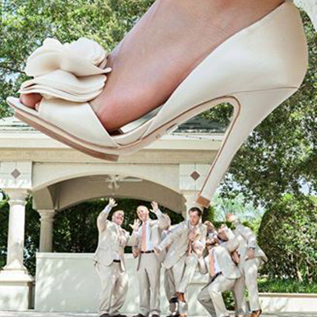 Becoming a Bridezilla