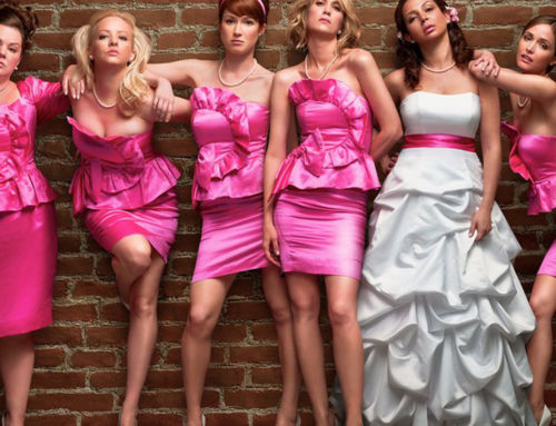 Becoming a Bridezilla: THE bridesmaids dilemma