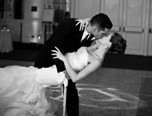 Becoming a Bridezilla: THE first dance
