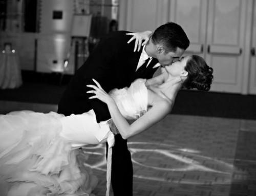 Becoming a Bridezilla: THE first dance