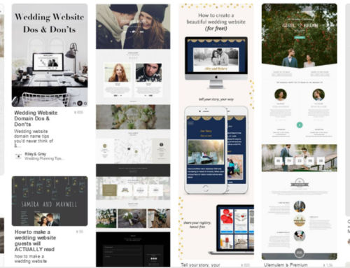 Becoming a Bridezilla: THE wedding website