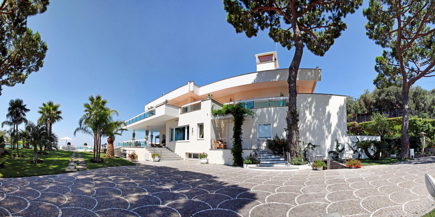 Wedding Venue In The Amalfi Coast Villa On Neapolitan Gulf