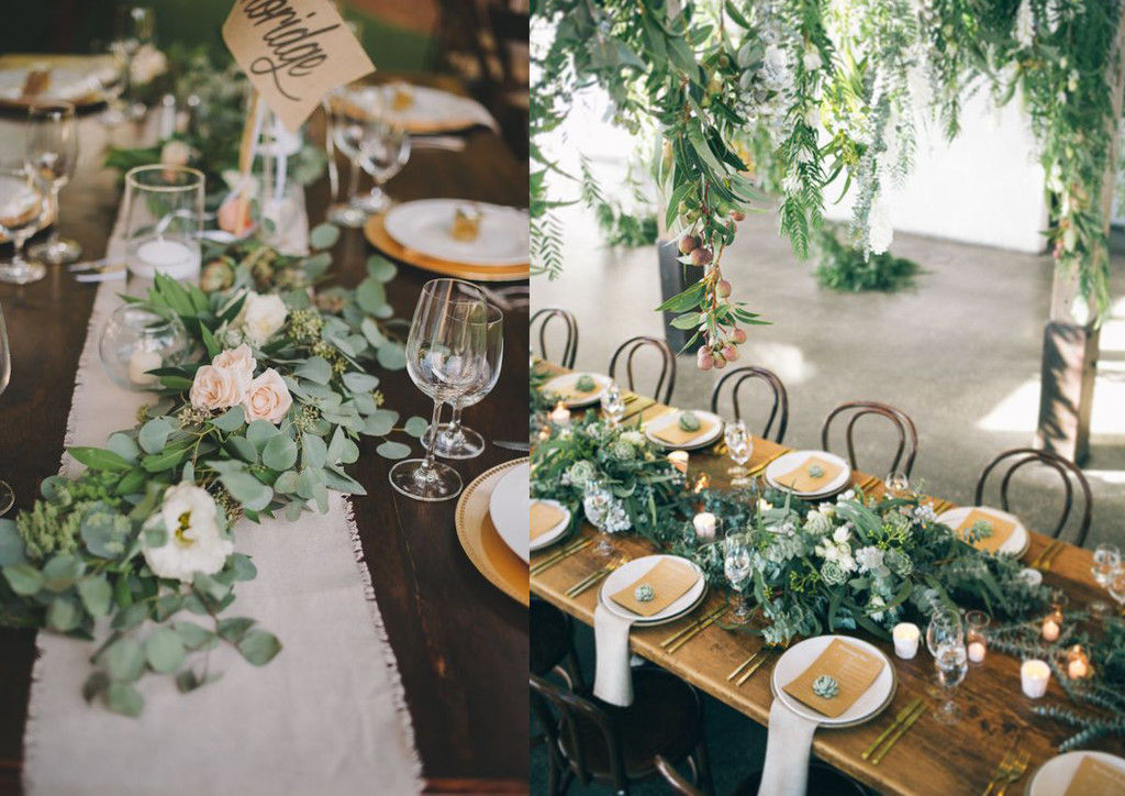 Wedding Trends 2017 Greenery Destinationweddingitaly